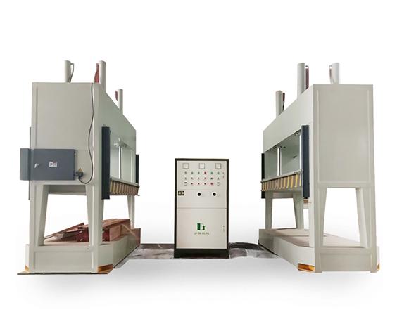 高频弯曲木压机系列